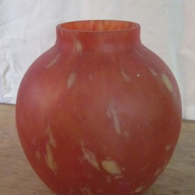 wandel-antik-01112-art-deco-vase-orange-gelb