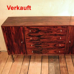 01180 kleines 60er jahre sideboard wandel antik. Black Bedroom Furniture Sets. Home Design Ideas