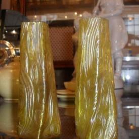 wandel-antik-02106-jugendstil-vasenpaar-gelb