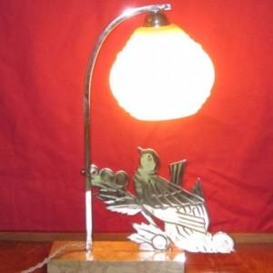 wandel-antik-01459-art-deco-tischlampe-mit-vogelmotiv