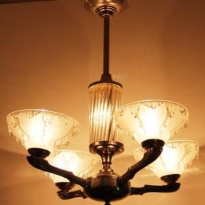 wandel-antik-02101-vierarmige-art-deco-deckenlampe
