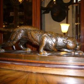 wandel-antik-01153-schleichender-art-deco-panther