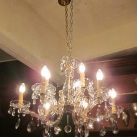 wandel-antik-02516-neunflammiger-glaskristall-luester