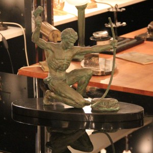 wandel-antik-01001-art deco bronze-g hervor-fabbro