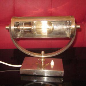 wandel-antik-01133- kleine art-deco-tischlampe