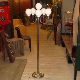 wandel-antik-01338-fünfarmige-stehlampe