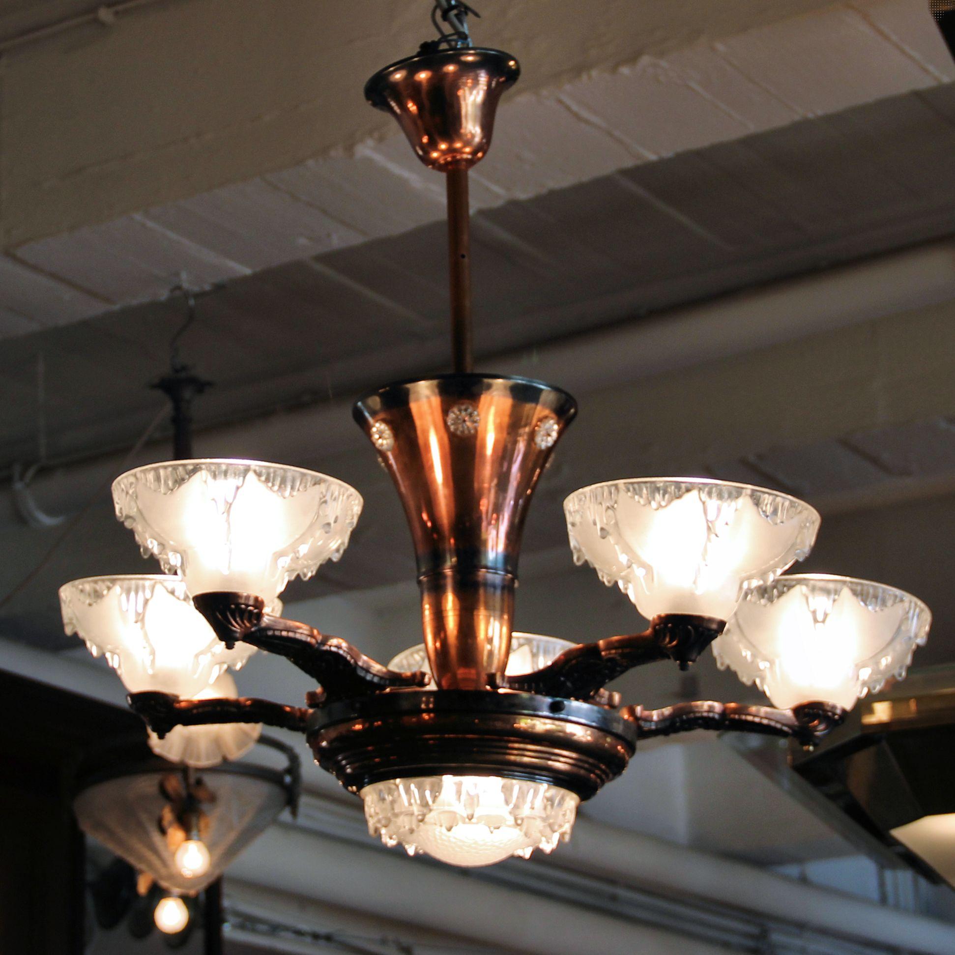 deckenlampe kupfer free paras led kupfer modern leuchte lampe with deckenlampe kupfer trendy. Black Bedroom Furniture Sets. Home Design Ideas