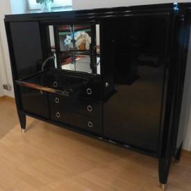 wandel-antik-01535-art-deco-vitrinenschrank-hochglanz-schwarz
