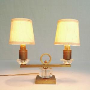 wandel-antik-01674-zweiflammige-tischlampe-mit-stoffschirmen