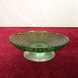 wandel-antik-01802-grüne-art-deco-pressglasschale