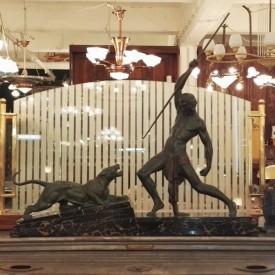wandel-antik-01814-chiparus-jäger-mit-panther