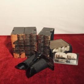wandel-antik-01852-stereoskop-mit-200-bildern