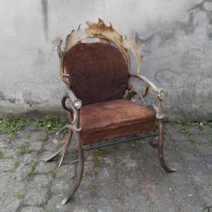 wandel-antik-02925-geweihstuhl