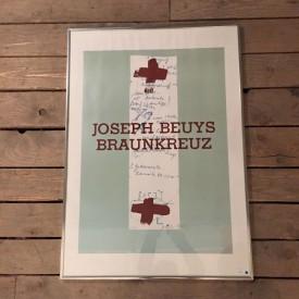 wandel-antik-02990-joseph-beuys-braunkreuz