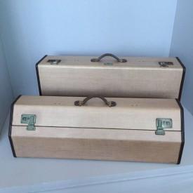 wandel-antik-03067-kofferset für mercedes 180 sl