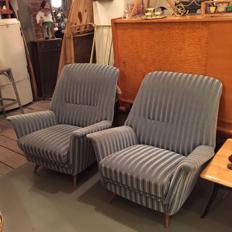 paar 50er jahre sessel wandel antik. Black Bedroom Furniture Sets. Home Design Ideas