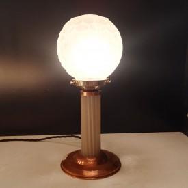 wandel-antik-03191-tischlampe-mit-glasstäben