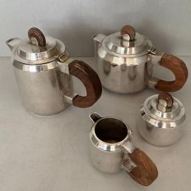 03493 - Art Deco Tee Kaffee Set