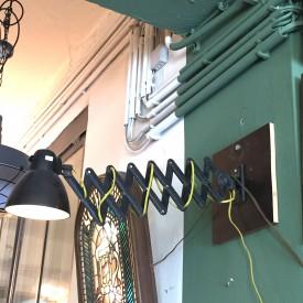 wandel-antik-03508-wandlampe-bakelit