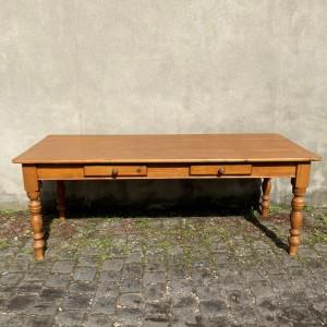 wandel-antik-03600-weichholztisch-mit-gedrechselten-beinen