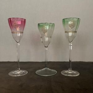 wandel-antik-03610-lucca-liqueur-gläser-koloman-moser-böhmen