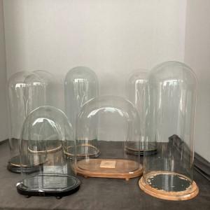 wandel-antik-03652-glasdome-glashauben-glasstürze-mit-holzsockel