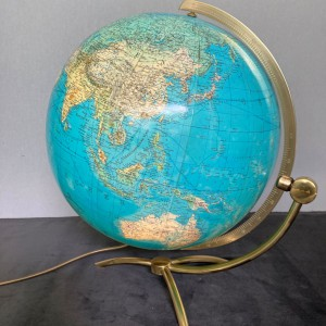 wandel-antik-03663-beleuchteter-globus-aus-glas