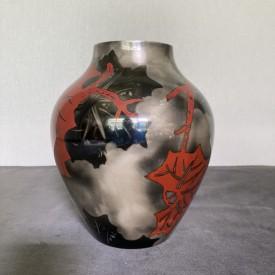 wandel-antik-03664-art-deco-wmf-ikora-metall-vase