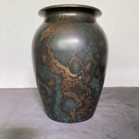 wandel-antik-03665-art-deco-wmf-ikora-metall-vase