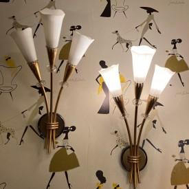 wandel-antik-03738-paar wandlampen 1950er jahre-2
